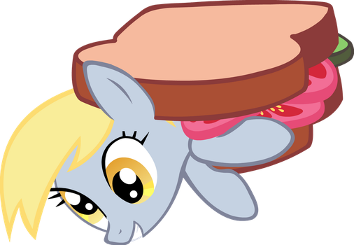 Derp sandwich by somekindahatebreeder