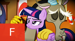MLP FiM: S5 E22: What About Discord Review by Cuddlepug