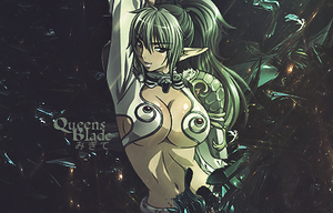 Queen's Blade by SLaPPyGFX
