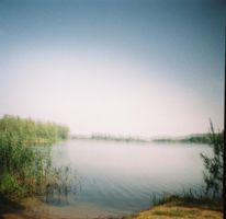 lake in zehdenick at cccamp15 by plexiglas-w
