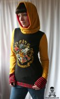 harry potter hogwarts hoodie 2 by smarmy-clothes