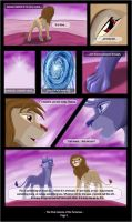 The final mission of the Fursonae P1 by TamaniLustLion