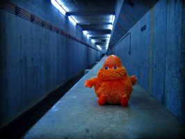 Boobah Steals Your Soul by Spoolaroo