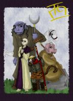 Journey to the West by liliy