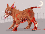 Zombie Mutt by LauraBev