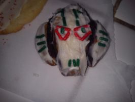Grievous Christmas Cookie by ShockBlade501