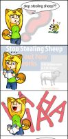 Stop Stealing Sheep... by Pickled-witch