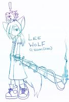 Lee Wolf:: by Moniquekat