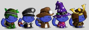 EBF5: Hat Preview by KupoGames