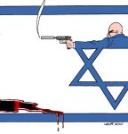 Mossad Death Squads by Latuff2