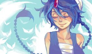 Magi - Aladdin by zerorinn