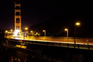 The Golden Gate by Doogle510