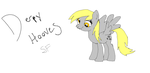 Derpy Hooves by Saxm13