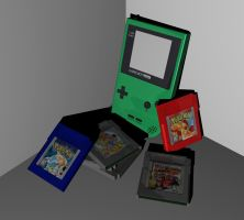 Game Boy Collection by spectravideo