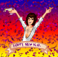 Happy New Year! by PolandSprang