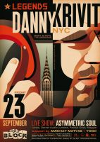 Legends: Danny Krivit by prop4g4nd4