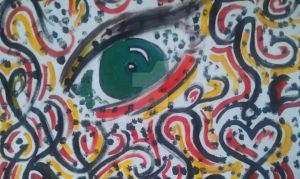 Illusionists Love Eyes by Augustyne
