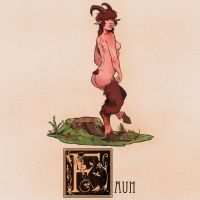 F is for Faun by Deimos-Remus