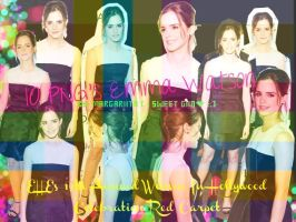 10 PNG's Emma Watson ELLE's 19th Annual Women by MagiieGiin