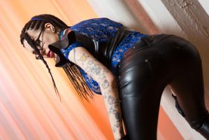 Warm Leatherette by Ariane-Saint-Amour
