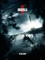 Godzilla Movie Poster Contest (FR) by oroster