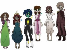 [OPEN] Alien Species Adopts - OTA by MacMacaroni