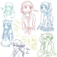 .:Request Dump 10-12-13:. by EriaHime