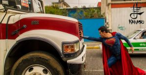 Superman Camion Jalapa by Kryptoniano