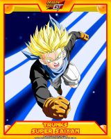 DBGT-Trunks SSJ V1 by el-maky-z