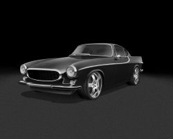 Volvo P1800. by LindStyling