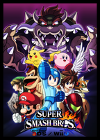 E3 2013 Super Smash Bros. for Nintendo 3DS / Wii U by Legend-tony980