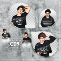 CD9 PNG Pack #3 by LoveEm08