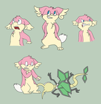 PMD Doodles Again by racingwolf