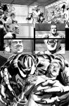 New Avengers Annual 3 Page 9 by mikemayhew