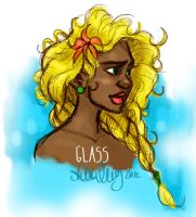 Glassy by sawebee