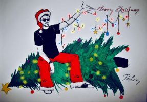 Merry Christmas to ALL by RomanianGuy