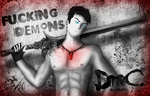 DmC - Dante by oOFipsOo