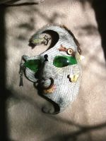 Post-apoctalyptic Mask by sitres
