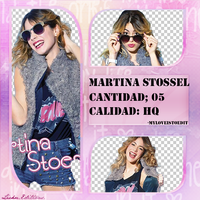 PhotoPack PNG De Martina Stoessel by MyLoveIsToEdit