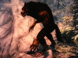 Werewolves in Skyrim Pic 1 by SadisticSympathetic