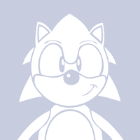 Facebook Avatar - Sonic by HeatPhoenix