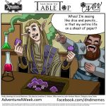 Tales From The Tabletop 019 by ProdigyDuck
