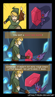Too mega for TP by Lethalityrush