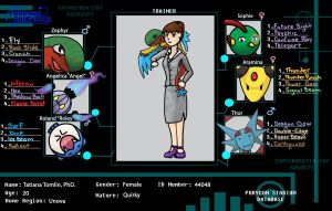 PGO Application - Tatiana by Inquisitive-Soul