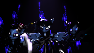 Gift: The Queens Followers by Neon-NS