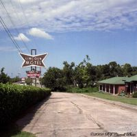 Lincoln Motel Route 66 by rjcarroll
