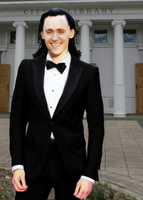 God of Mischief In Tux--(Loki) by MischievousMonster