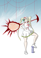 Omiko Hakodate by Sexual-Yeti