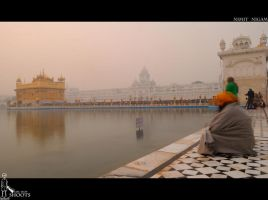 Re-Edited Golden Temple.... by nimitnigam