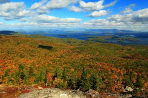 Stock: View from Mt Major by Celem